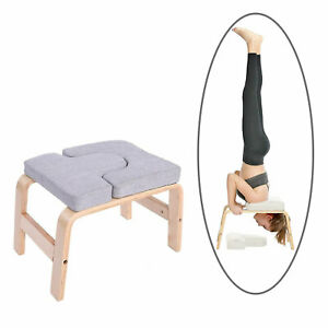 yoga headstand bench inversion chair  stand yoga chair