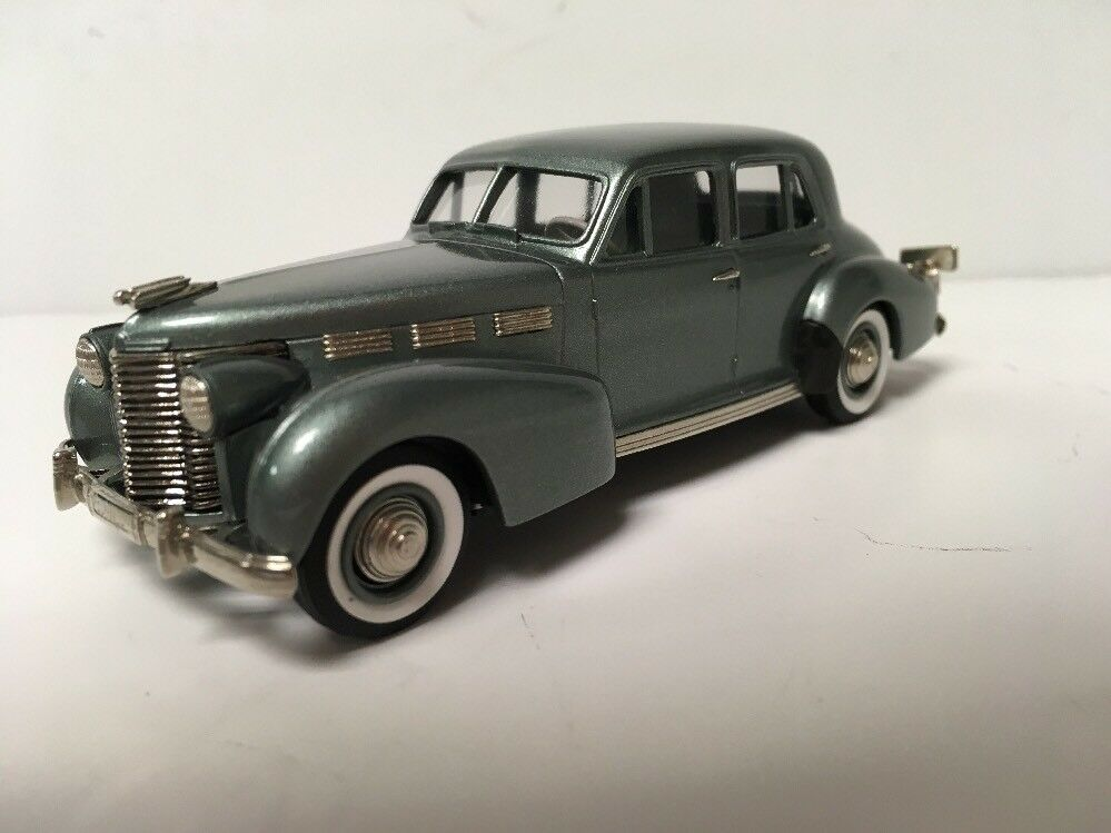 Brooklin modell brk - 86 1938 cadillac 60 besondere