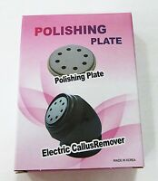 Bario Electric Foot Callus Remover Polishing 1 Plate Replacement Disk