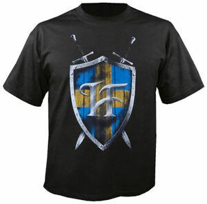 LiebenswüRdig Hammerfall Herrenmode Swedish Steel T-shirt Verkaufspreis