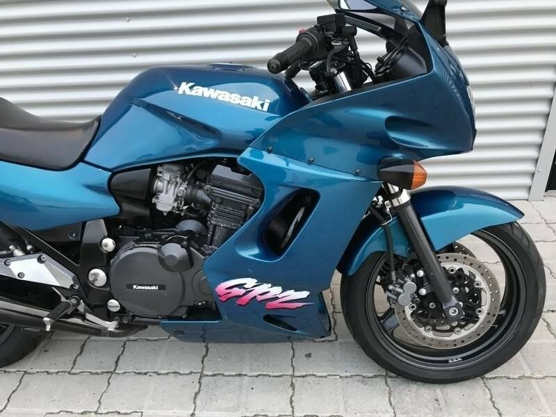 Kawasaki, GPZ 1100, 1089