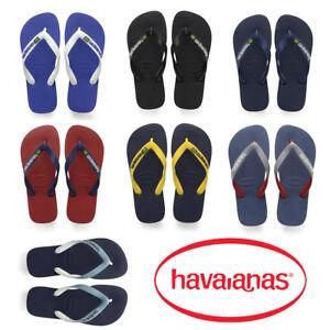 a66176ea24bf04 Havaianas Brazil   Top Mix Logo Flip Flops In 7 Colours RRP £21.99 ...