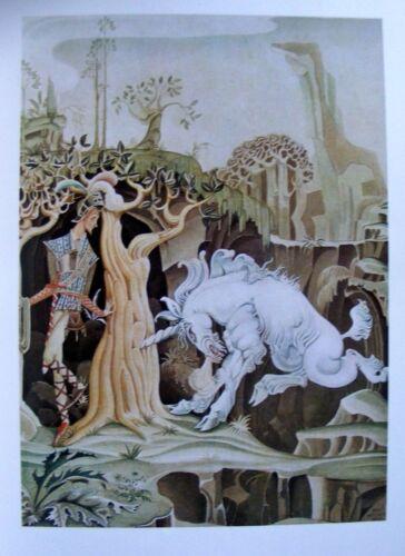 "VTG Kay Nielsen Art Print Grimm/'s Fairy Tales 8.75/"" x 11.75/"" SEE VARIETY"