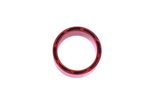 "KCNC Hollow Road Mountain E-Bike Bicycle Bike Headset Spacer 1-1//8/"" 20mm 1pc Red"