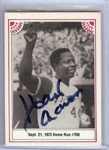 Hank-Aaron-Signed-Autographed-Baseball-Card-Tribute-Card-Braves-PSA-DNA-AD53691