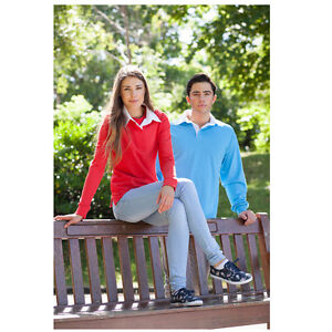 Front Row Fr101 Womens Ladies Long Sleeve Plain Rugby Style Shirt 8