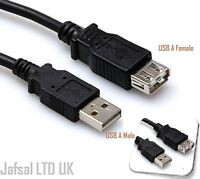 5m Meter USB 2.0 Extension Repeater Cable Booster A Male to A Female High Speed