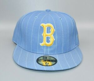 UCLA Bruins NCAA New Era 59FIFTY Pinstripe Fitted Cap Hat - Size: 7 1/8