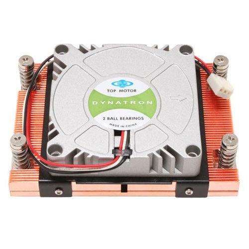 Dynatron A48G Active 1U Copper CPU Cooler Heatsink Fan for Socket AM2 AM2+ AM3
