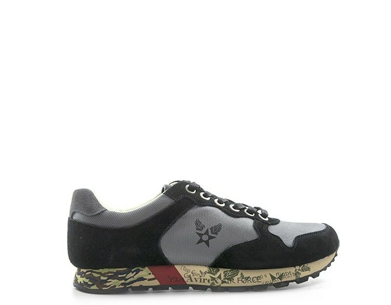 online store 1beed 31685 Chaussures AVIREX Homme Homme Homme NERO en daim,Tissu 162M180-616S c3b86c