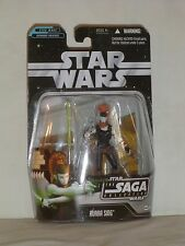 STAR WARS 2006 AURRA SING #70 COUNT DOOKU HOLOGRAM FIGURE