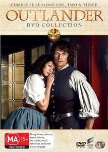 Outlander-DVD-Collection-Seasons-1-2-amp-3-DVD-NEW-Region-4-Australia