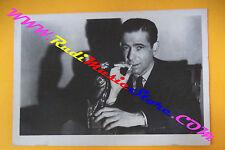 CARTOLINA PROMOZIONALE POSTCARD HUMPHREY BOGART Faucon 10x15 cm no cd dvd lp mc