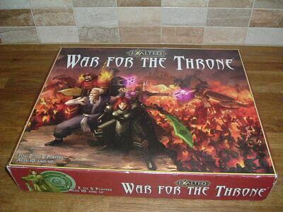 Esaltata Guerra Per Il Trono Fantasy Game Used-mostra Il Titolo Originale
