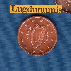 Irlande 2004 2 Centimes d'Euro SUP SPL Pièce neuve de rouleau - Eire
