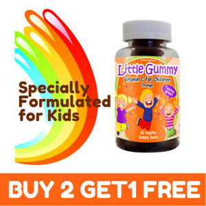 Vitamins For Kids Vitamin C Immune System Support Antioxidant Protection Ebay