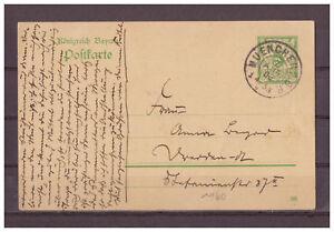 Bayern-Ganzsache-P-79-02-Muenchen-07-08-1908