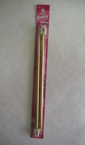 "Silvalume Single Point Knitting Needles 10/"" Select Size  11110"