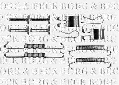 BBK6120 Genuine OE Quality Borg /& Beck Front//Rear Brake Pad Accessory Kit