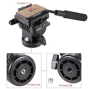 YUNTENG-YT-950-DSLR-Camera-Video-Fluid-Drag-Tilt-Pan-Head-for-Nikon-Canon-Sony