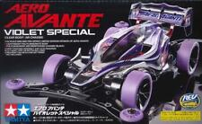 New Tamiya 95062 Mini 4WD Aero Avante Violet Special Clear Body AR Chassis JP