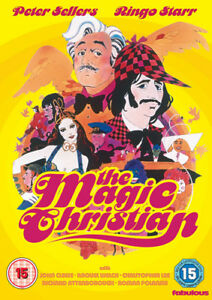 The-Magic-Christian-DVD-2017-Peter-Sellers-McGrath-DIR-cert-15-NEW