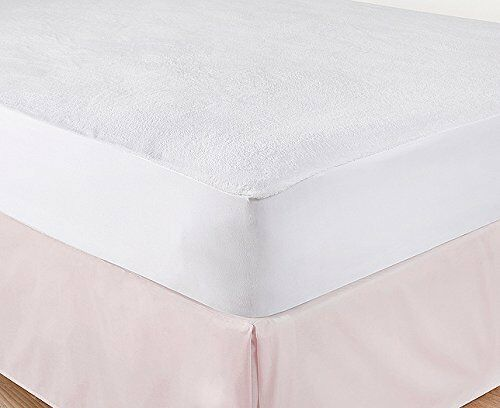 Super rich Chenille Velour Fully Fitted Mattress Protector