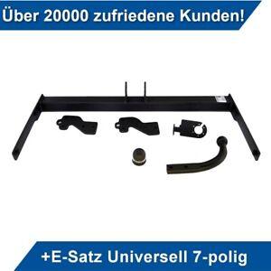 Fuer-Volkswagen-Passat-B6-3C-Limousine-05-10-Anhaengerkupplung-starr-ES-7p-uni-AHK