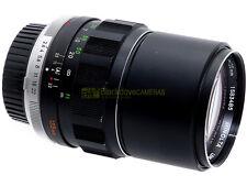 Minolta MC Tele Rokkor PF 135mm f2,8. Garanzia 12 mesi. Utilizzabile su digitali