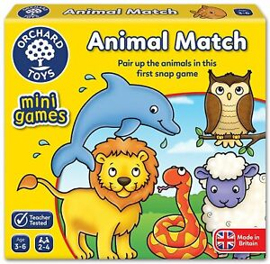 Orchard-Toys-Animale-Partita