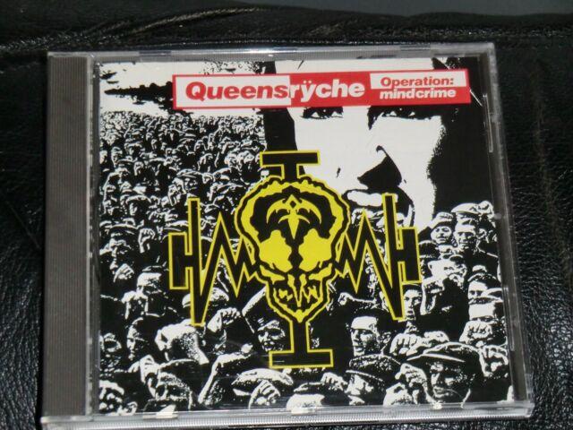 Audio CD von Queensryche - Operation: Mindcrime - P 1989