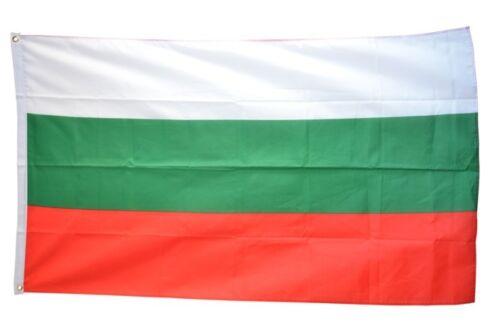 Bulgarien Hissflagge bulgarische Fahnen Flaggen 60x90cm