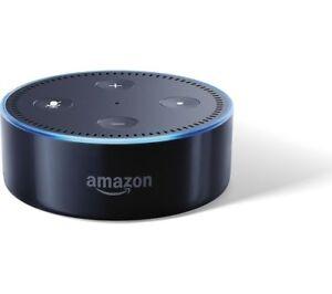 AMAZON Echo Dot - Black - Currys