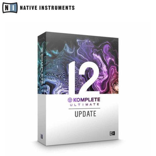 Native Instruments Komplete 12 Ultimate Aggiornamento da Komplete Ultimate 8-11