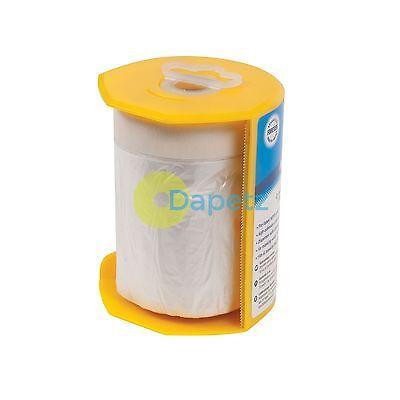 Masking & Shield Tape & Dispenser - 550mm X 33M