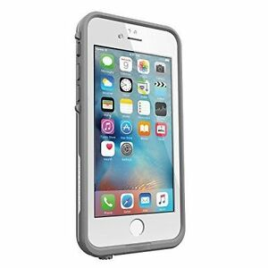buy online 88ca6 fef42 LifeProof Fre White Phone Case for iPhone 6 Plus/ 6s Plus