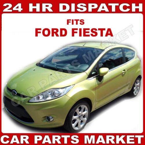 Para Ford Fiesta 08-17 Lado Izquierdo Espejo De Ala Asférica Eléctrica de placa de vidrio con