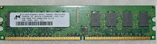 2 GB DDR2 PC2-5300 5300U DDR2-667 MHZ MEMORY DIMM PC DESKTOP RAM (1X2GB) 240 PIN