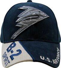 U.S.A.F. U.S.Air Force B-2 SPIRIT Officially Licensed Military Hat Baseball Cap