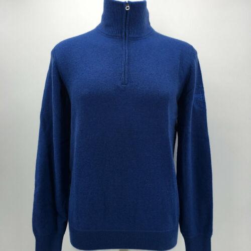 Escales Blue Cashmere Men/'s Sweater Size Medium