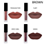 4-piezas-Set-Mujeres-Mini-Brillo-Labial-Mate-Maquillaje-Cosmetico-Impermeable-Lapiz-labial-liquido miniatura 7