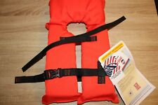 Details about  /LOT X 2 Two Coleman Stearns Type II Series Boating Life Jacket Preserver Child