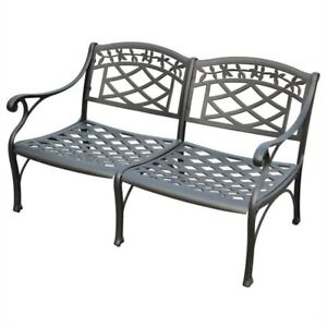 Crosley-Sedona-Metal-Patio-Loveseat-in-Charcoal-Black