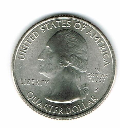 2015-P Brilliant Uncirculated Blue Ridge American The Beautiful Quarter Coin!
