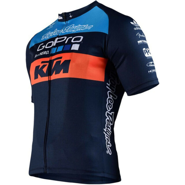 Troy Lee Designs TLD Men/'s Bicycle Cycling Ace 2.0 Jersey SRAM Black Large