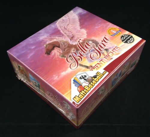 Bella Sara CCG Ancient Lights Factory Sealed Booster Box of 36//7 cards