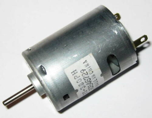 Mabuchi RS380 Motor 12V Great for RC Applications