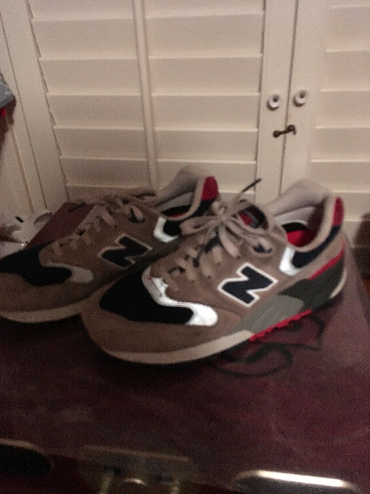 Men/Women New Balance 999 Size 8 design the most convenient Lush design 8 British temperament e85132