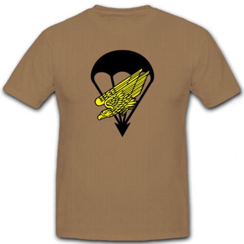 Parachutistes aigle armée écusson logo-t shirt #6696