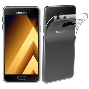 Ebeststar Coque Gel Transparente Samsung Galaxy A8 2018 A8+ A3 A5 A6 A6+ 2017/16